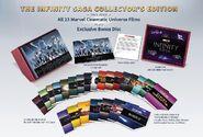 The Infinity Saga Colletor's Edition