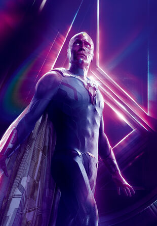 Vision | Marvel Cinematic Universe Wiki | FANDOM powered by Wikia