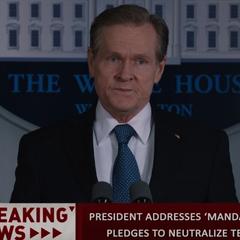 Ellis presenta a Iron Patriot.