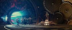 FandralVolstaggHeimdall-AsgardArrival
