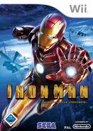 IronMan Wii DE cover