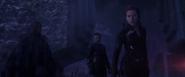 Red Skull & Hawkeye