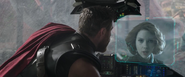 Thor & Black Widow (Ragnarok)