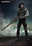 Captain America The Winter Soldier 2014 concept art 31