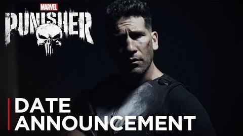 Marvel's The Punisher Season 2 Date Announcement HD Netflix