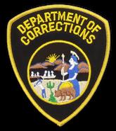 South Ridge Penitentiary DOC Emblem