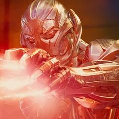 Ultrón lanza un ataque contra Stark.