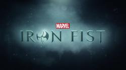 Iron Fist - Logo del titulo