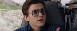 Peter Parker (Stark Glasses)