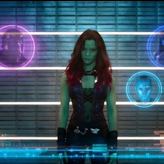 Gamora es registrada para ser encerrada en el Kyln.