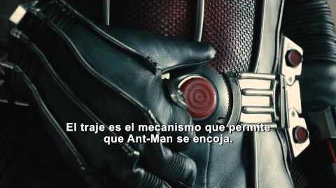Ant-Man El hombre hormiga - Sólo las pequeñas cosas