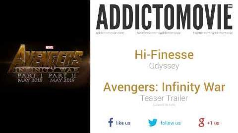Avengers Infinity War - Teaser Trailer Music 1 (Hi-Finesse - Odyssey)