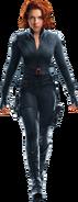 Black Widow Avengers Photo FH