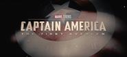 Captain America First Avenger (Marvel Studios Logo)