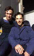 George Kirby Benedict Cumberbatch