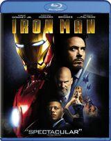 Iron Man (film)/Home Video