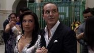 Melinda May & Phil Coulson