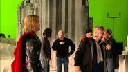 On set Thor 5