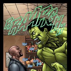 Hulk confronta a Fury.