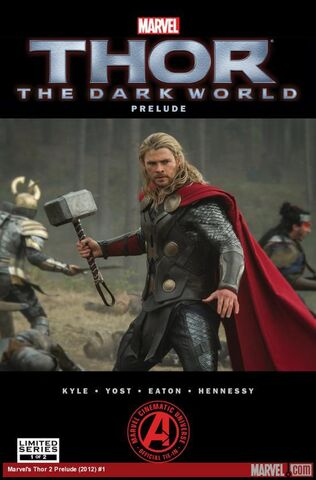 Файл:Thor The Dark World Prelude cover.jpg
