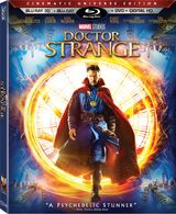 Doctor Strange (film)/Home Video