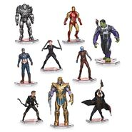 Endgame figurines