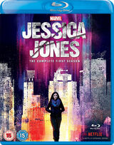 Jessica Jones (Season One)/Home Video