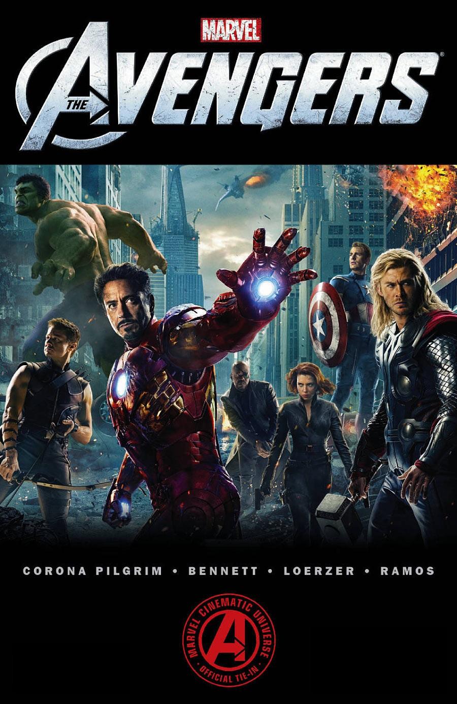 the avengers adaptation - The Avengers