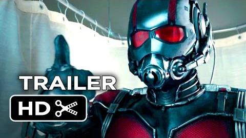 Ant-Man Official Teaser Trailer 1 (2015) - Paul Rudd Marvel Movie HD