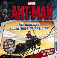 Ant-Man the Amazing Adventures of Ant-Man