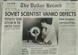 Anton Vanko periódico