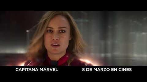 Capitana Marvel Anuncio 'Esta guerra es solo el comienzo' HD