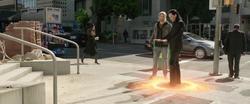 Doctor Strange's Portal (Thor & Loki - NYC)
