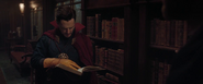 Doctor Strange Reading (Thor Ragnarok)