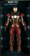 IM Armor Mark XVII