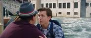 Peter Parker in Venice