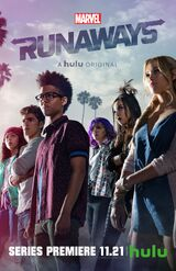 Runaways (TV series)/Season One