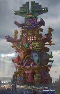 Thor Ragnarok 2017 concept art 163