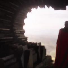 Thor sale de la Granja de Thanos.