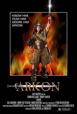 Arkon - Póster