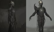 Dark Elves Concept Art I