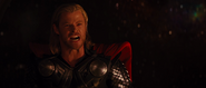 Thor yells at Odin