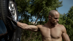 Absorbing Man - Rubber