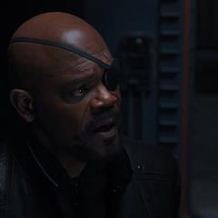 Fury le informa al Consejo Mundial de Seguridad que reanudará la Iniciativa Vengadores.
