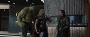 Hulk, Thor & Loki