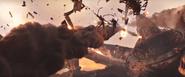 Iron Spider (Escaping Debris) 1