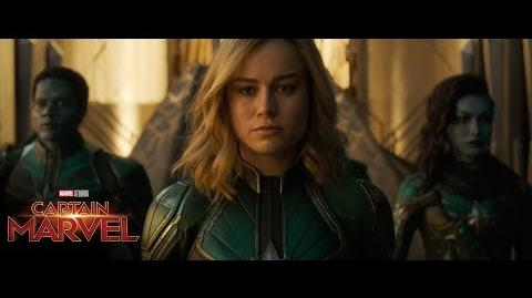 "Marvel Studios' Captain Marvel ""Play"" TV Spot"