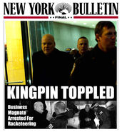 NYB Kingpin Toppled