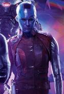 Nebula (Avengers Infinity War Textless)