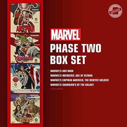 Phase Two Box Set   Marvel Cinematic Universe Wiki   FANDOM